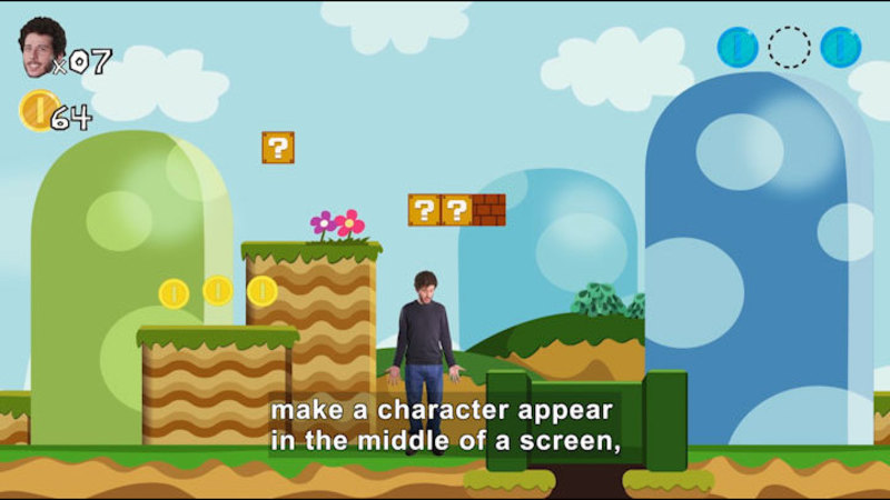Still image from: MIT Explains: How to Make a Video Game