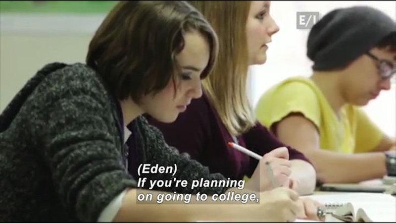 Still image from: Teen Kids News (Episode 1334)