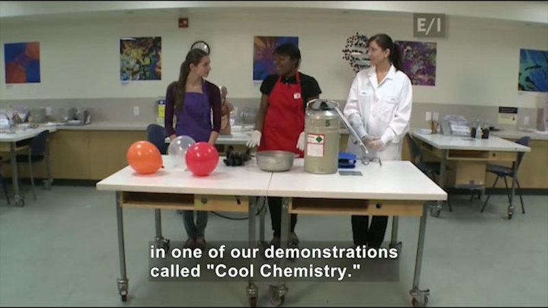 Still image from: Teen Kids News (Episode 1347)