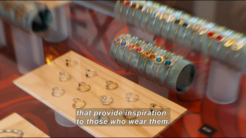 Still image from Naturally, Danny Seo: Ultimate Jewelry Upcycle