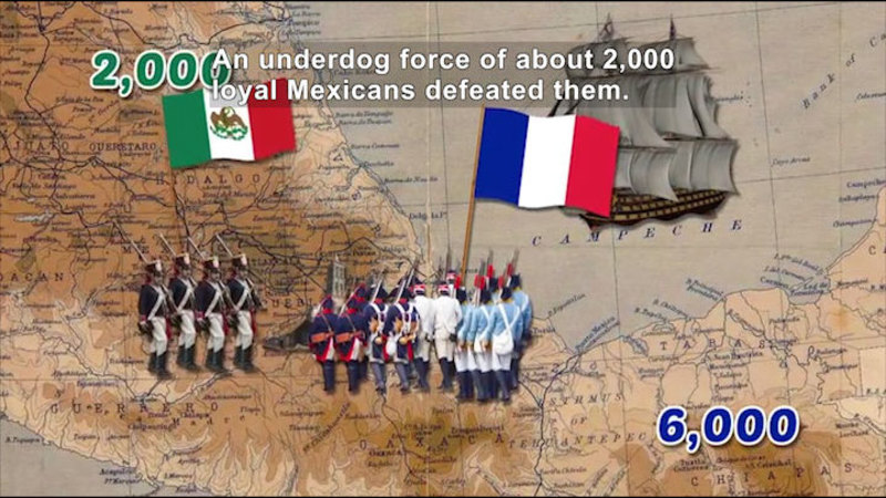 Still image from: All About the Holidays: Cinco de Mayo