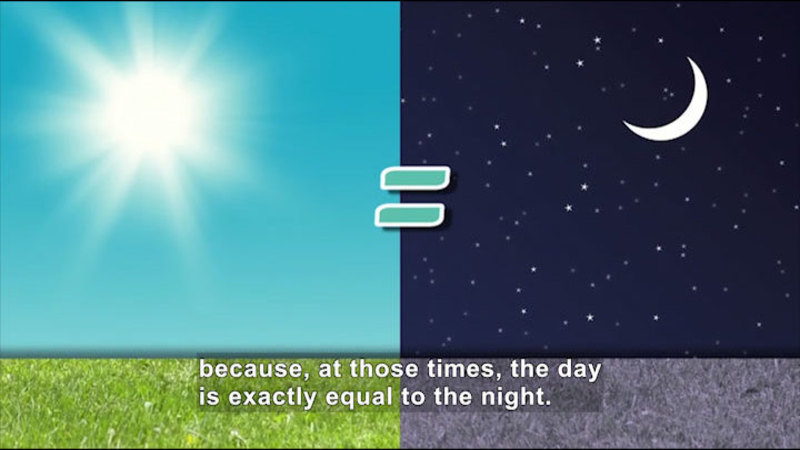 Still image from All About the Holidays: Summer and Winter Solstice