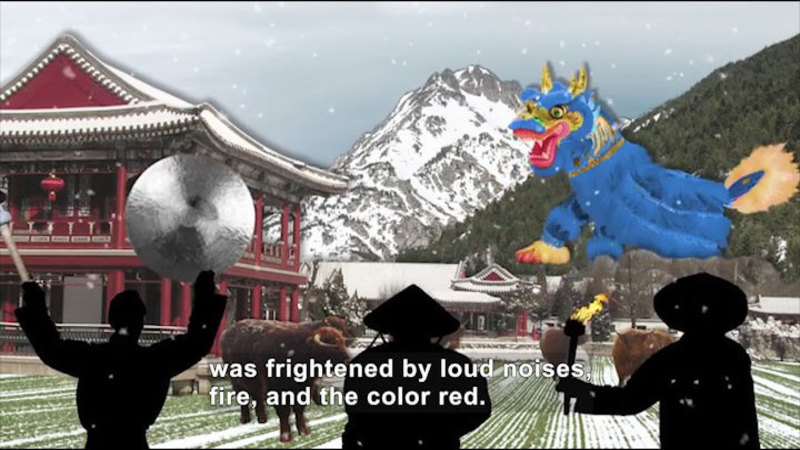 Still image from All About the Holidays: Chinese New Year