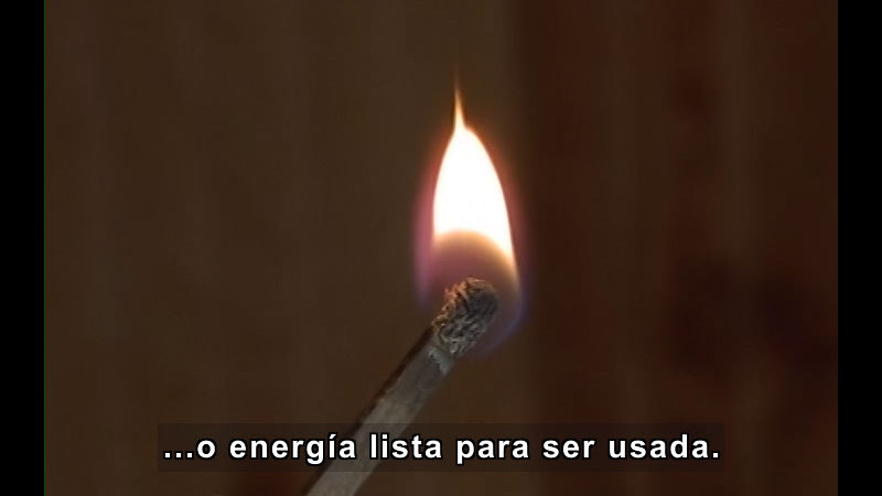Still image from Exploring Energy (Spanish)