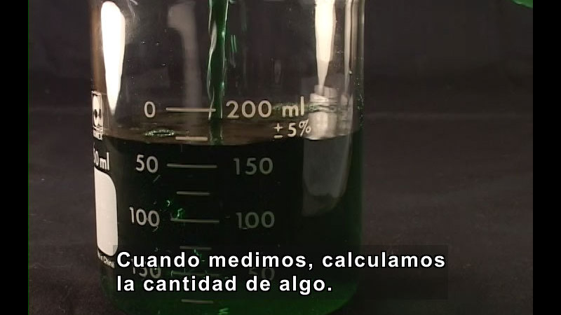 Still image from Measuring (Spanish)
