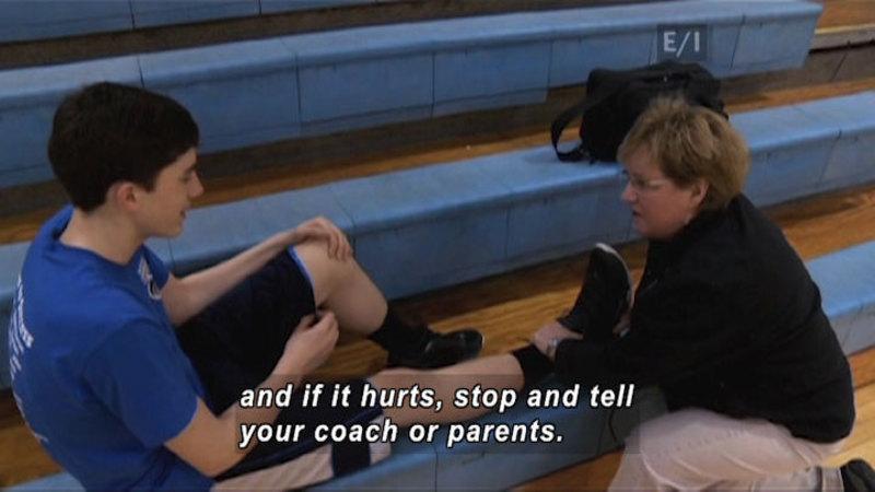 Still image from: Teen Kids News (Episode 1434)