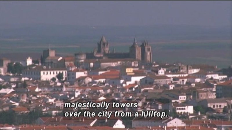 Still image from: The World Heritage: Salamanca and Évora