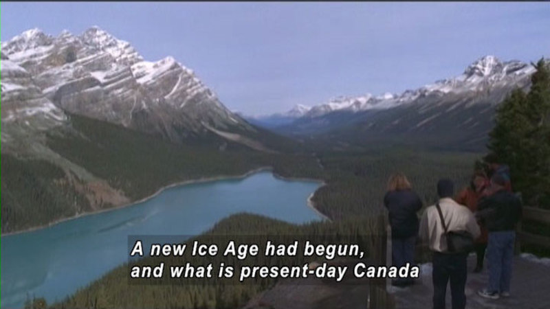 Still image from: The World Heritage: Pirin & Canadian Rockies