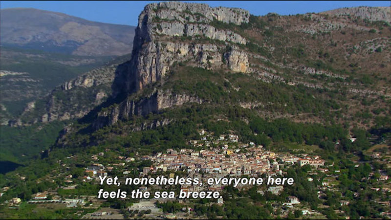 Still image from: Alpes Maritimes: Sites for Your Eyes