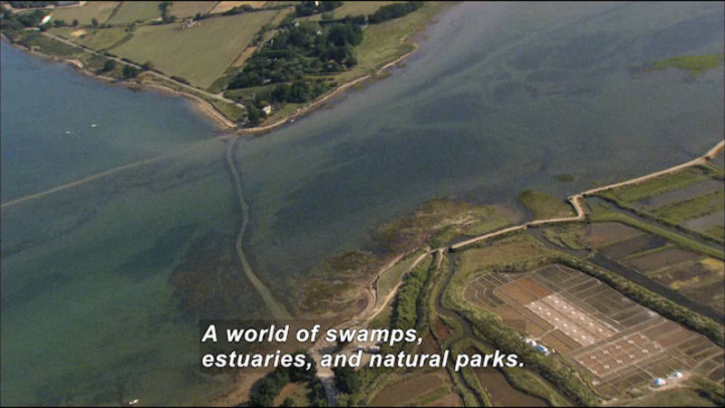 Still image from: Gulf of Morbihan: Sites for Your Eyes