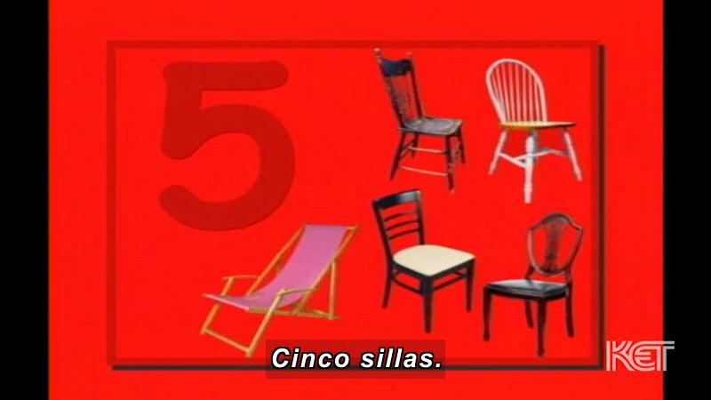 Still image from Art and More: Lesson 9 (Spanish)