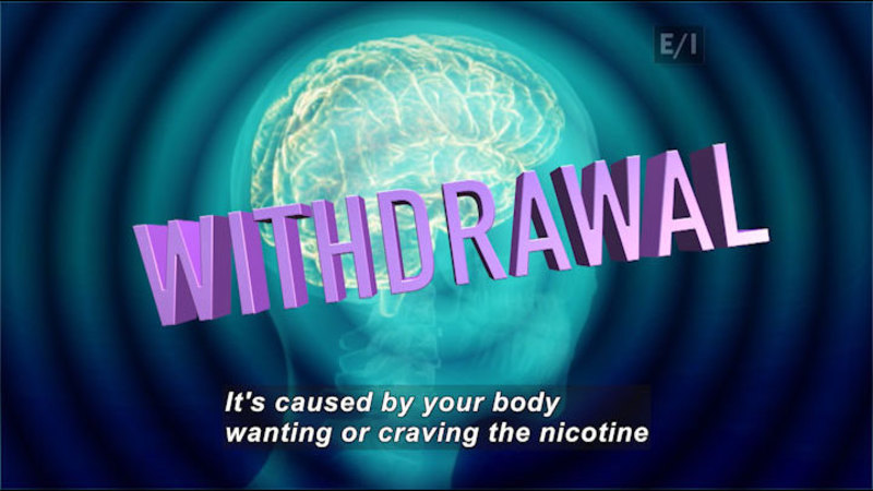 Still image from: Teen Kids News: Special on Tobacco (Nicotine Replacement Therapy: Safe for Teens?)