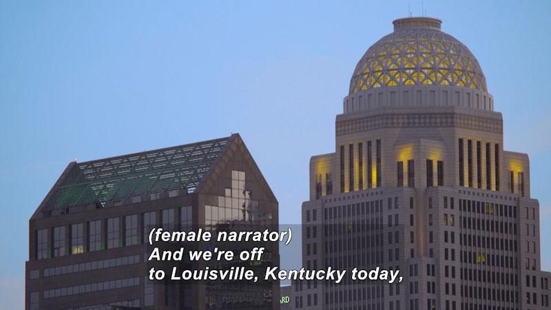 Still image from: Travel Thru History: Louisville, KY