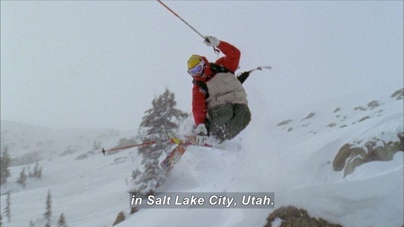 Still image from: Travel Thru History: Salt Lake City, UT