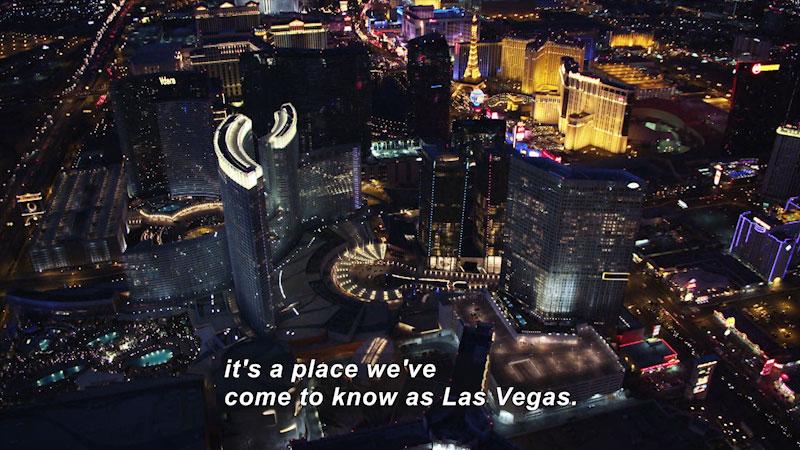 Still image from: Travel Thru History: Las Vegas, Nevada