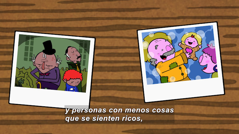 Still image from Eco S.O.S.--Poverty (Spanish)