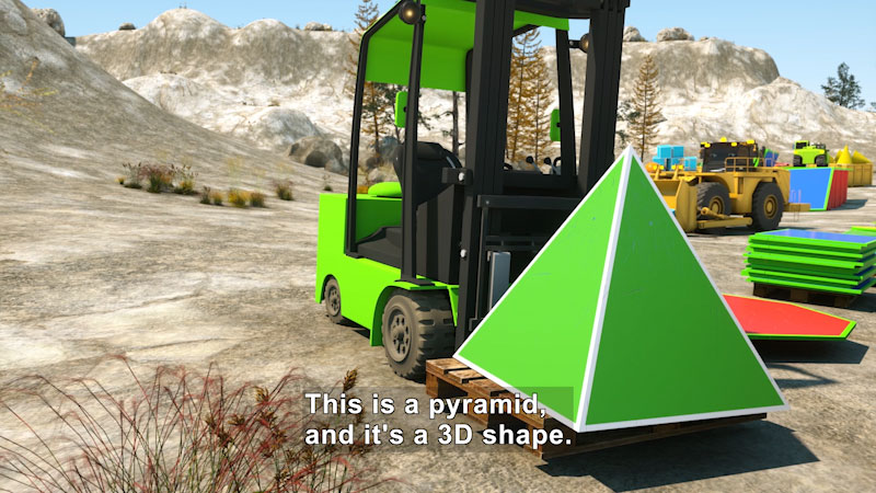 Still image from: Toys: Shapes and Monster Trucks--Part 2