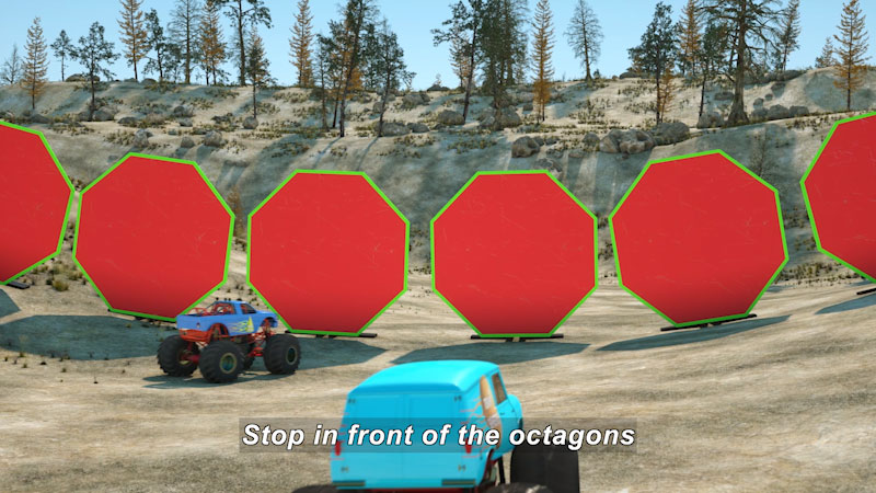 Still image from: Toys: Shapes and Monster Trucks--Part 3