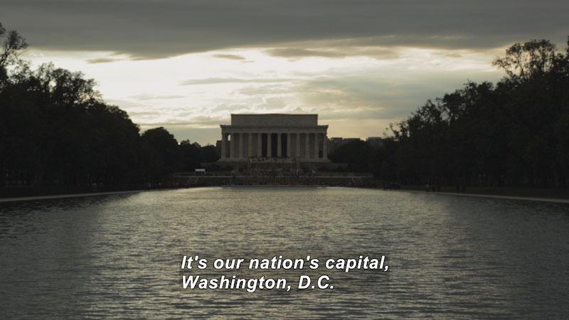 Still image from: Rock the Park: Washington, D.C.