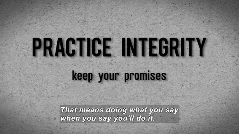 Still image from: Nurturing Leadership