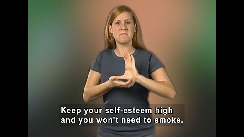 Still image from: Hands Off Tobacco: Part 4