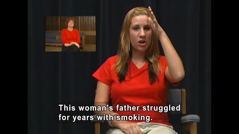 Still image from: Hands Off Tobacco: Part 6