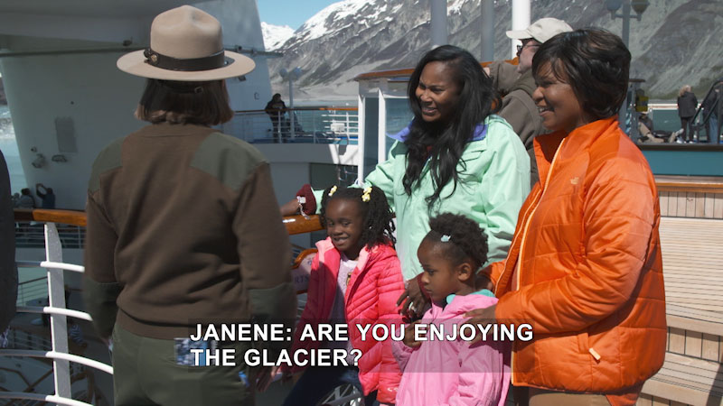 Still image from Vacation Creation: Happy and Hopeful in Alaska
