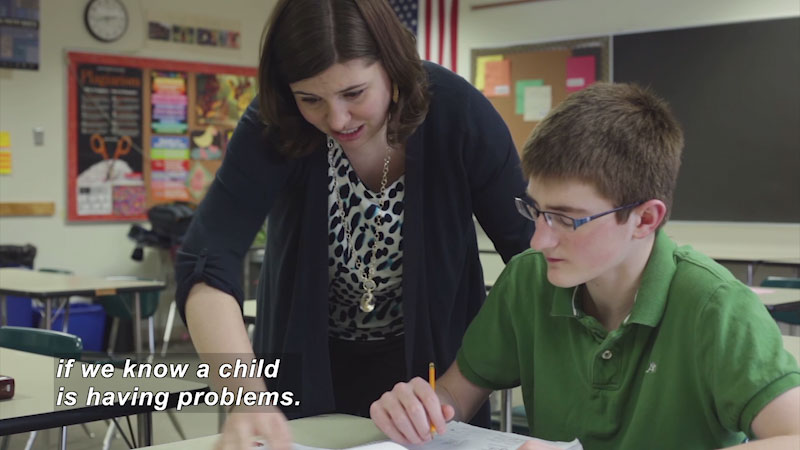 Still image from: Understanding the IEP Process: The Basics of an IAT