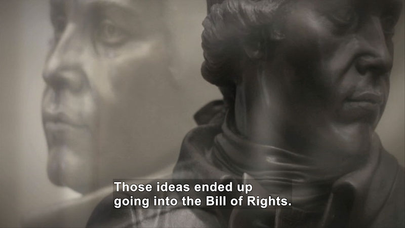 Still image from: Constitution Hall Pass: Bill of Rights