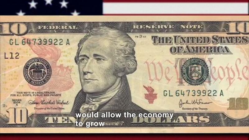 Still image from: Constitution Hall Pass: Dollars & Sense