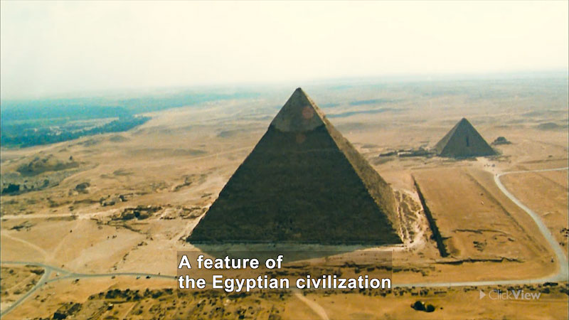 Still image from: The Ancient World: Civilizations and Ideas