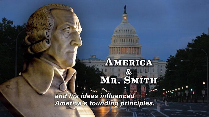 Still image from: America & Mr. Smith