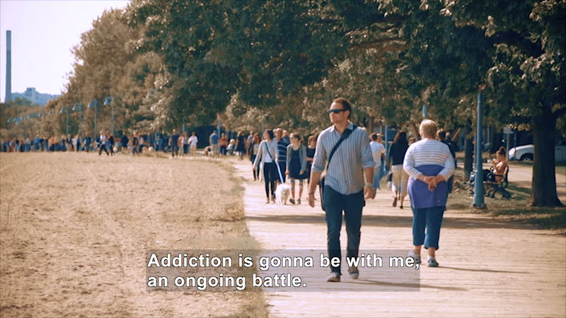Still image from: Teens 101: I'm Not Addicted (Will's Story)