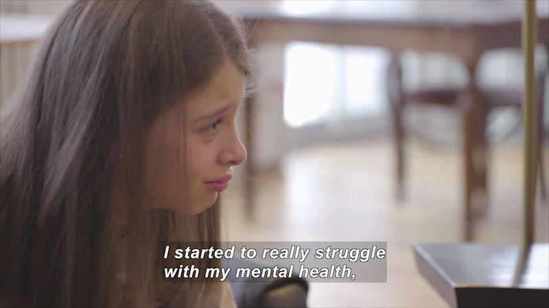 Still image from: Teens 101: Identifying Transgender (David's Story)