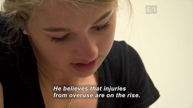Still image from: Teen Kids News (Episode 1546)