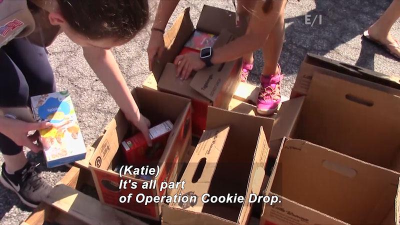 Still image from: Teen Kids News (Episode 1603)