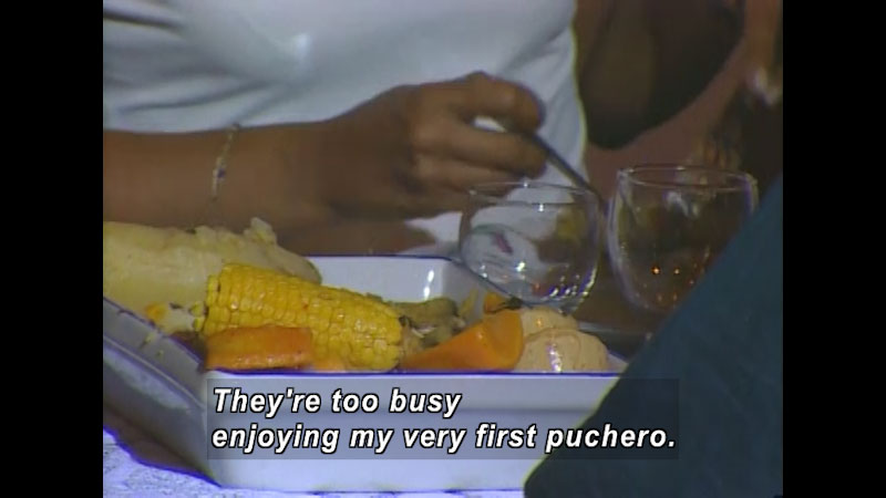 Still image from: There Is No Food Like My Food: Argentina--Rosario In Argentina