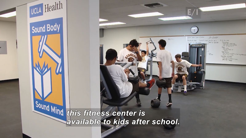 Still image from: Teen Kids News (Episode 1604)
