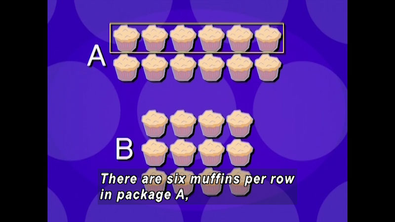 Still image from: Arithmetic: Multiplying Whole Numbers