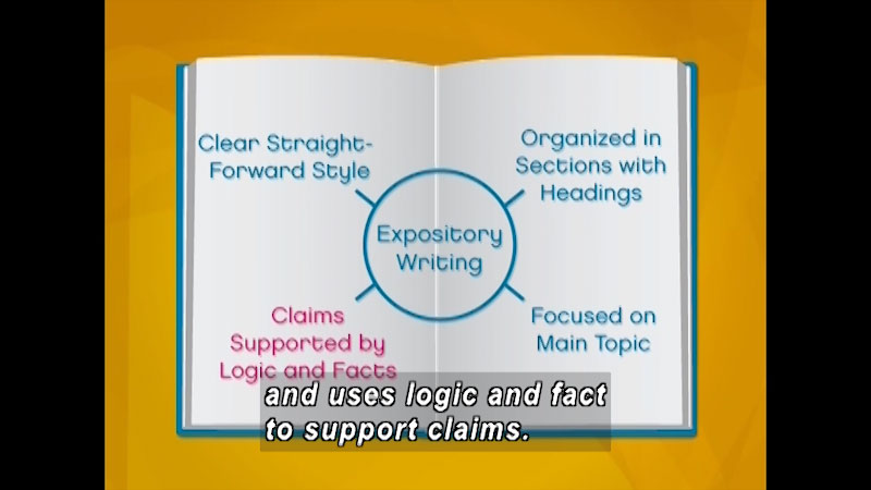 Still image from: English Composition: Organization and Structure (Module 3)