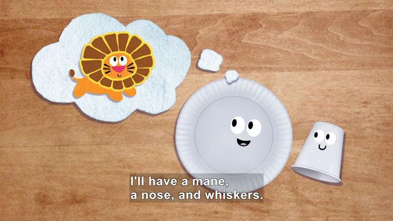 Still image from Marvie's Pick: Plate and Cup