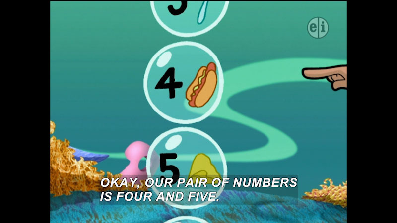 Still image from: Cyberchase: The Icky Factor