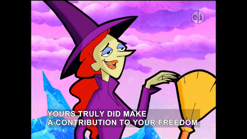 Still image from Cyberchase: A Fraction of a Chance