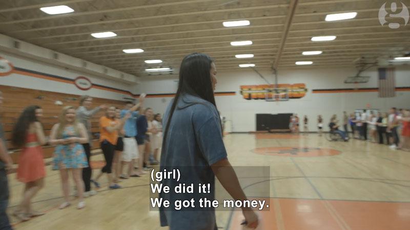 Still image from: 18 Money