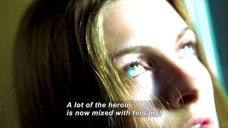 Still image from: Fentanyl: The Deadliest Opioid