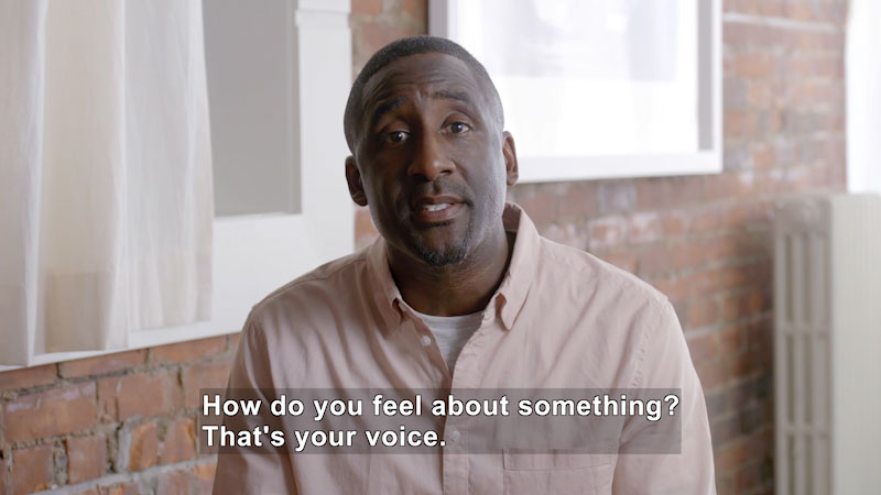 Still image from: Making School a Positive Place: Dealing With Mean People