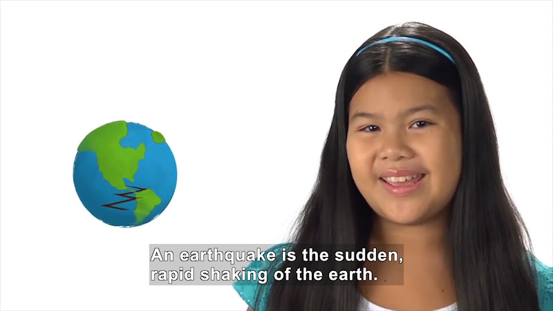 Still image from: Disaster Dodgers: Earthquakes
