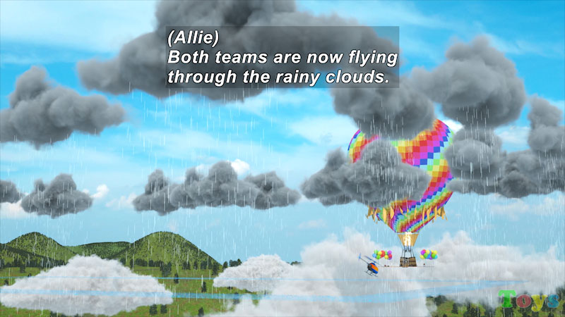 Still image from: Learn Shapes With Max the Glow Train, Alex the Helicopter, and Friends