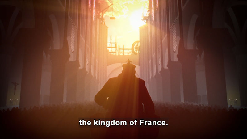 Still image from: Butterfly Effect: Bouvines--The Birth of the Kingdom of France
