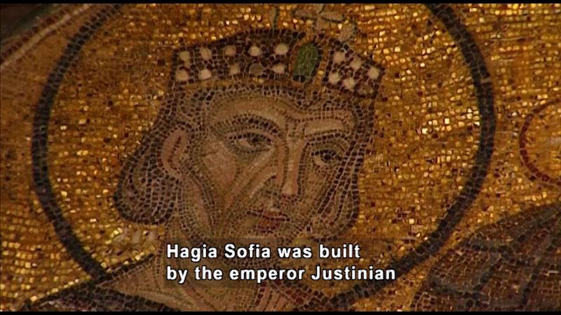 Still image from: Around the World: Asia--Hagia Sofia